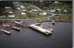 Division No. 1, Subdivision E, Newfoundland and Labrador - Green's Harbour