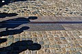 Greenwich - Royal Observatory - View West on Prime Meridian of the World.jpg