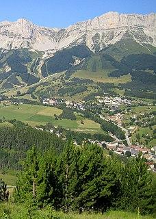 Gresse-en-Vercors Commune in Auvergne-Rhône-Alpes, France