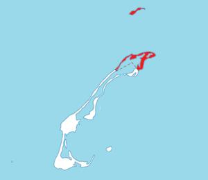 Grosse-Île, Quebec - Image: Grosse Île Quebec location diagram