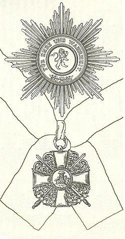 Grote ster en juweel van de Orde van de Zahringer Loewe grootlint.jpg