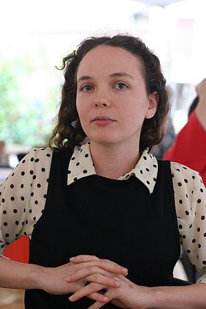 Guðrún Eva Mínervudóttir - Guðrún Eva Mínervudóttir.