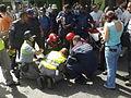 Guardianes Paramedicos Mteropolitanos de Caracas y Bomberos Metropolitanos de Caracas.jpg