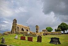 Gudhems kloster ruin Västra Götaland.jpg
