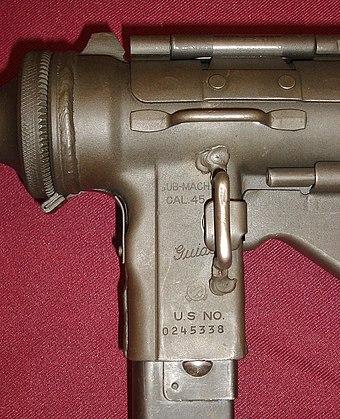 M3 submachine gun | Military Wiki | FANDOM powered by Wikia