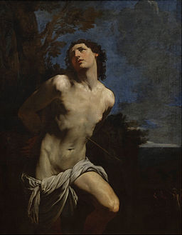 Guido Reni - Saint Sebastian - Google Art Project