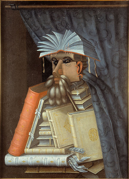 https://upload.wikimedia.org/wikipedia/commons/thumb/0/0f/Guiseppe_Arcimboldo%2C_copy%3F%2C_after%3F_-_The_Librarian_-_Google_Art_Project.jpg/434px-Guiseppe_Arcimboldo%2C_copy%3F%2C_after%3F_-_The_Librarian_-_Google_Art_Project.jpg