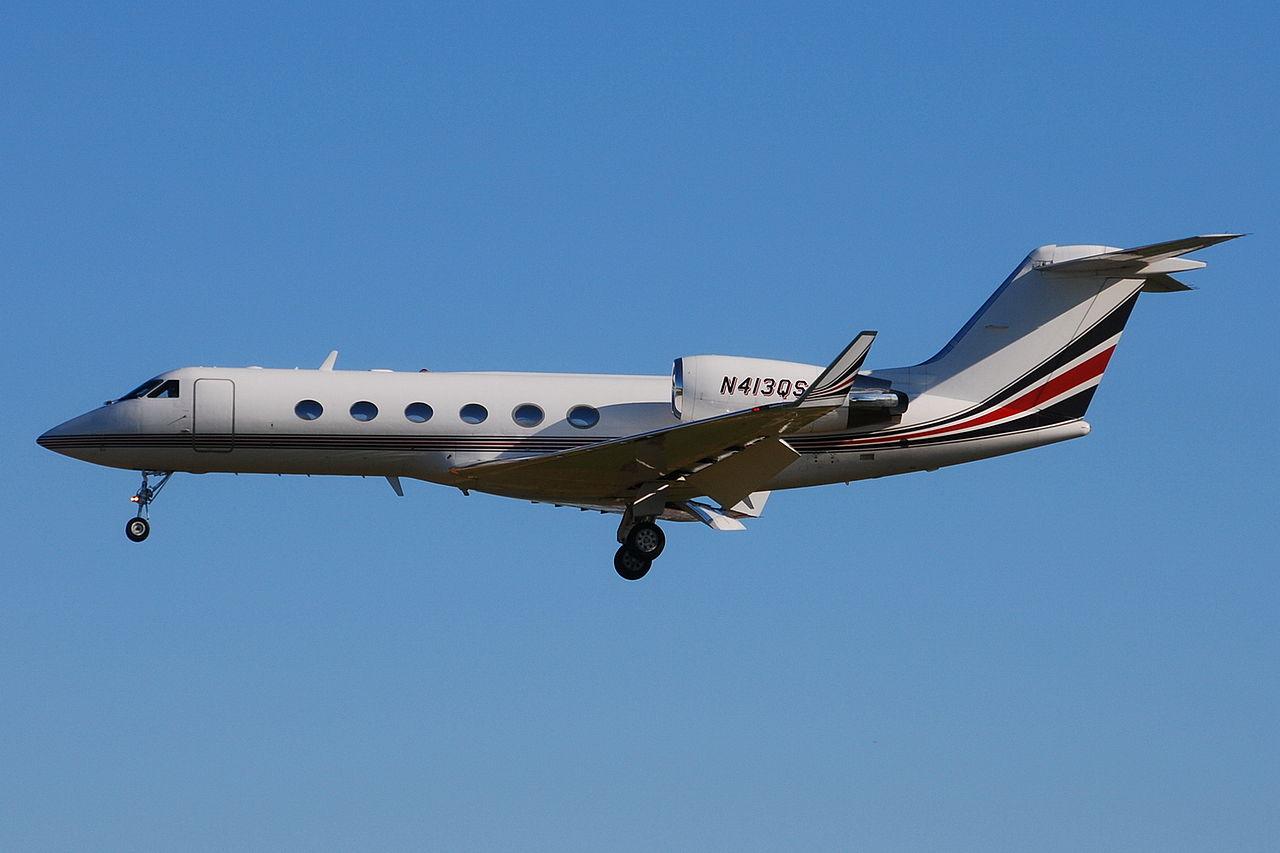 File:Gulfstream Aerospace G-IV Gulfstream G-400 Raptor