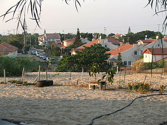 Israeli settlement - Neve Dekalim, Gaza Strip, evacuated by Israel in 2005
