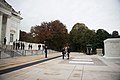 Gyeonggi Province Governor laid a wreath at the Tomb of the Unknown Soldier in Arlington National Cemetery (21898042784).jpg