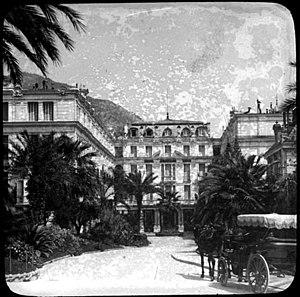 Hotel Metropole, Monte Carlo - The original Hotel Metropole