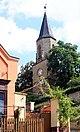 Höhnstedt (Salzatal), the village church St.Lucia and Ottilie-2.jpg