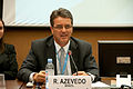 H.E. Ambassador Roberto Azevedo, Permanent Representative of Brazil to the World Trade Organization and UNCTAD (8026062198).jpg