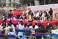 HK 上環 Sheung Wan 摩利臣街 Morrison Street 永樂街 Wing Lok Street public square 假日行人坊 Holiday bazaar November 2018 SSG 22.jpg