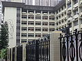 HK Causeway Bay 聖保祿學校 Saint Paul's Convent School facade Mary wall.JPG