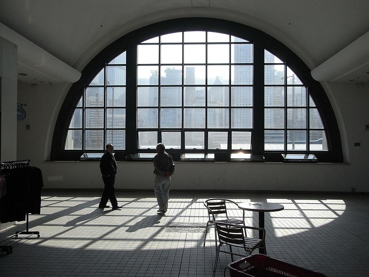 Interior windows - File Hk Central Piers Interior Window Shadow Jpg