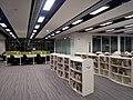 HK TKL 調景嶺 Tiu Keng Leng 明愛白英奇 CBCC CIHE 圖書館 Library interior Feb-2018 Lnv2 03.jpg