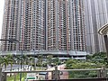 HK TKO 將軍澳 Tseung Kwan O 日出康城 Lohas Park passageway view October 2020 SS2 02.jpg