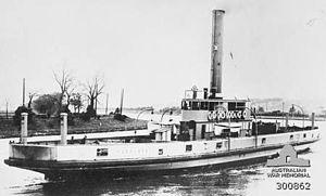 HMAS Kara Kara - Image: HMAS Kara Kara