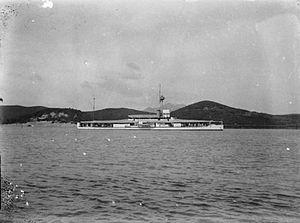 HMS Gnat China Station 1922 IWM Q 093287.jpg