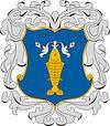 Huy hiệu của Bodroghalom