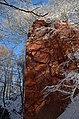 Haberkornscher Porphyrbruch im Winter - Rochlitzer Berg - Geotop - Sachsen.jpg