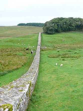 Bardon Mill - Hadrian's Wall
