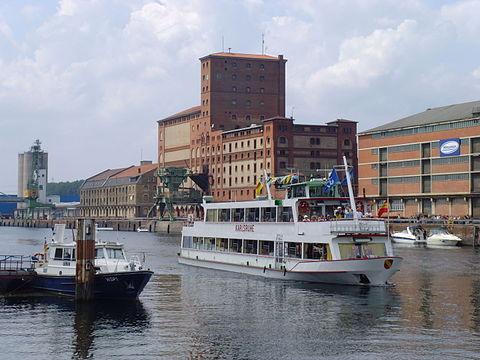 Hafen Karlsruhe