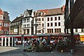 Halle (Saale), on the town square.jpg