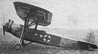 Lorraine-Hanriot LH.21S - Image: Hanriot 21 S Annuaire de L'Aéronautique 1931