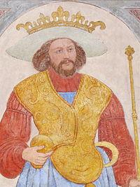 Harald Blåtand (Roskilde Domkirke).JPG