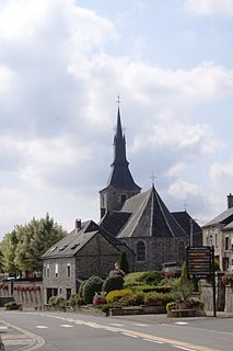 Hargnies, Ardennes Commune in Grand Est, France