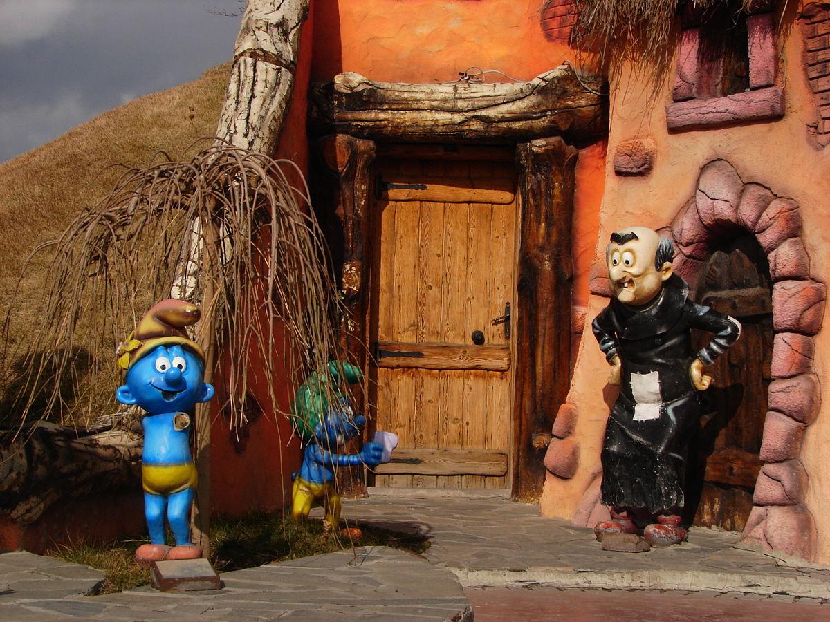 A Hupikék törpikék szereplőinek listája – Wikipédia deace2feac