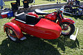 Harley Davidson UL 1940 and Sidecar RSIde Lake Mirror Cassic 16Oct2010 (14690692347).jpg