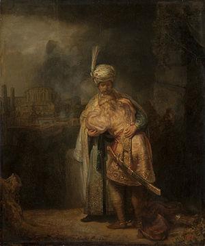 Separation of David and Jonathan