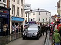 Harry Patch's funeral procession - geograph.org.uk - 1430728.jpg