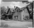 Hart Mansion, Carriage House, 224 Forrest Avenue, Ambler, Montgomery County, PA HABS PA,46-AMB,9A-1.tif