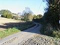 Hartridge lane nearing Hartridge farm - geograph.org.uk - 1015863.jpg