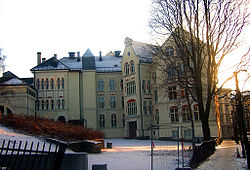Hartvig Nissen upper secondary school, Oslo Norway.jpg