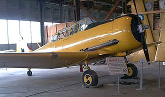 For the Moment (film) - RCAF Harvards were used as a trainer aircraft by thousands of Commonwealth aviators from 1940 onwards. Harvard II from the BCATP Museum in Brandon, Manitoba, Canada used in the film.