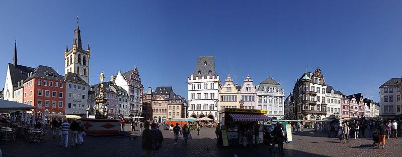 File:Hauptmarkt Trier.jpg