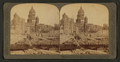 Havoc of the terrible earthquake, ruins of the once magnificient City Hall, San Francisco, Cal, by Underwood & Underwood.png