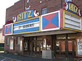 Hawley, Pennsylvania - The Ritz Theater in Hawley, PA
