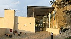 Hayesfield Girls' School - Upper school entrance