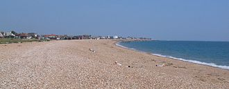 Hayling Island - Beaches at Hayling Island