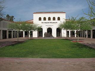 Heard Museum art and culture museum in Phoenix, Arizona