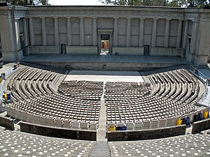 Hearst Greek Theatre - Image: Hearst Greek Theatre (Berkeley, CA)