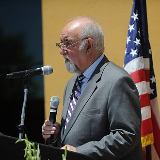 Hedayat Amin Arsala - Hedayat Amin Arsala speaking at the U.S. Embassy in Kabul, Afghanistan