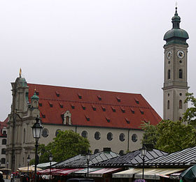 Image illustrative de l'article Église du Saint-Esprit (Munich)