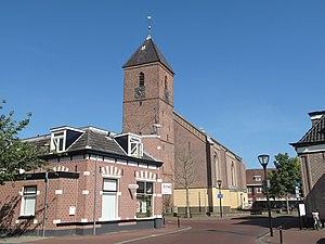 Raalte - Image: Heino, de Nederlands Hervormde Zaalkerk RM513199 foto 7 2012 09 09 15.21
